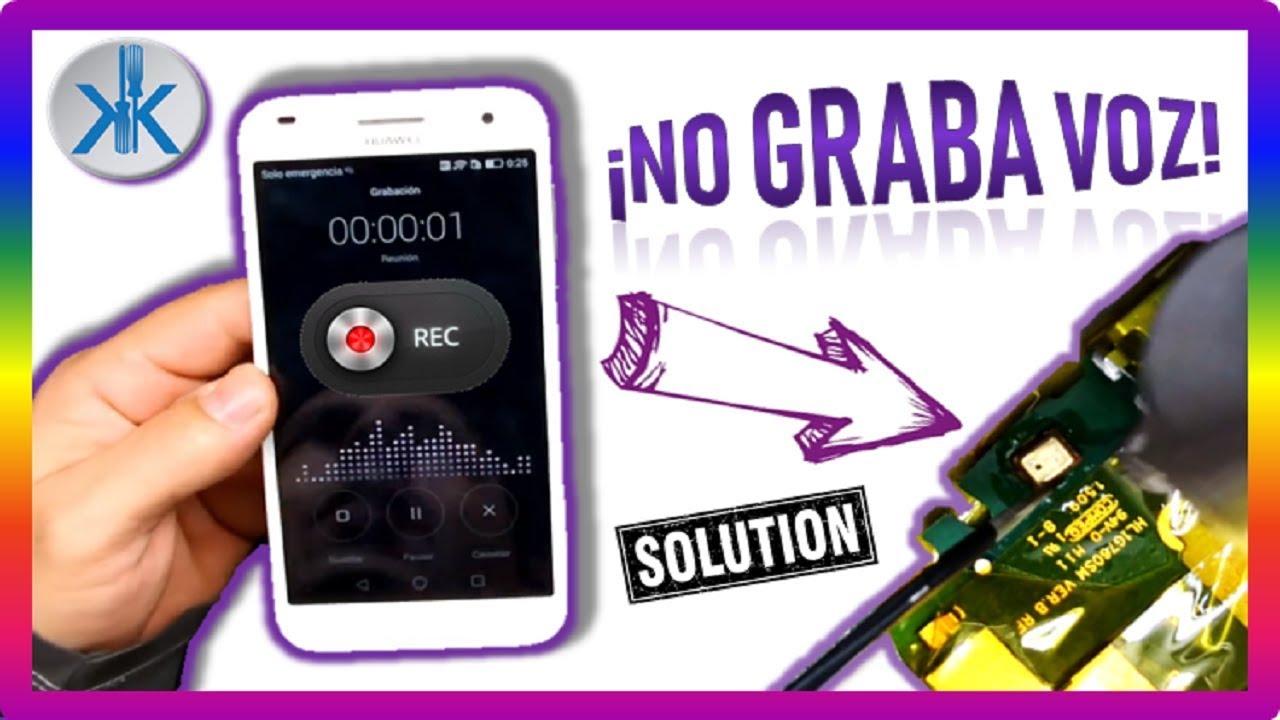 Como reparar microfono del movil celular huawei ascend g7 for Donde reparar mi roomba