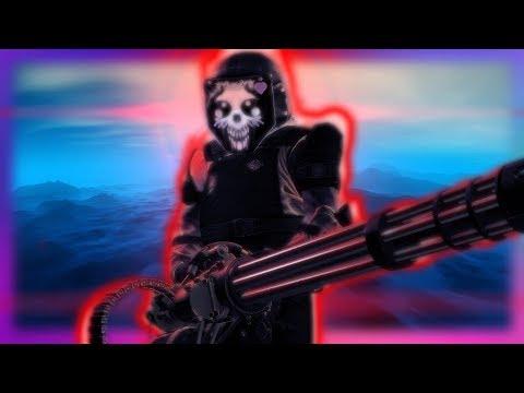 PAYDAY 2 - The Minigun Dozer build