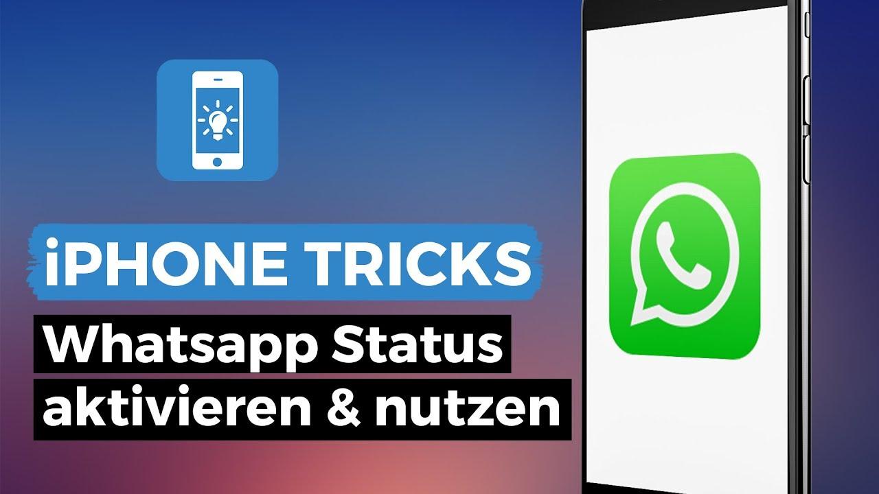 Whatsapp Status Aktivieren Nutzen So Gehts