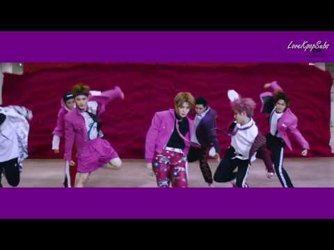 NCT 127 - Cherry Bomb MV [English subs + Romanization + Hangul] HD