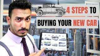 4 Steps To Buying Your New Car