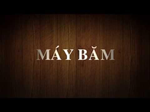 Máy băm dăm gỗ 2014 | May bam dam go 2014