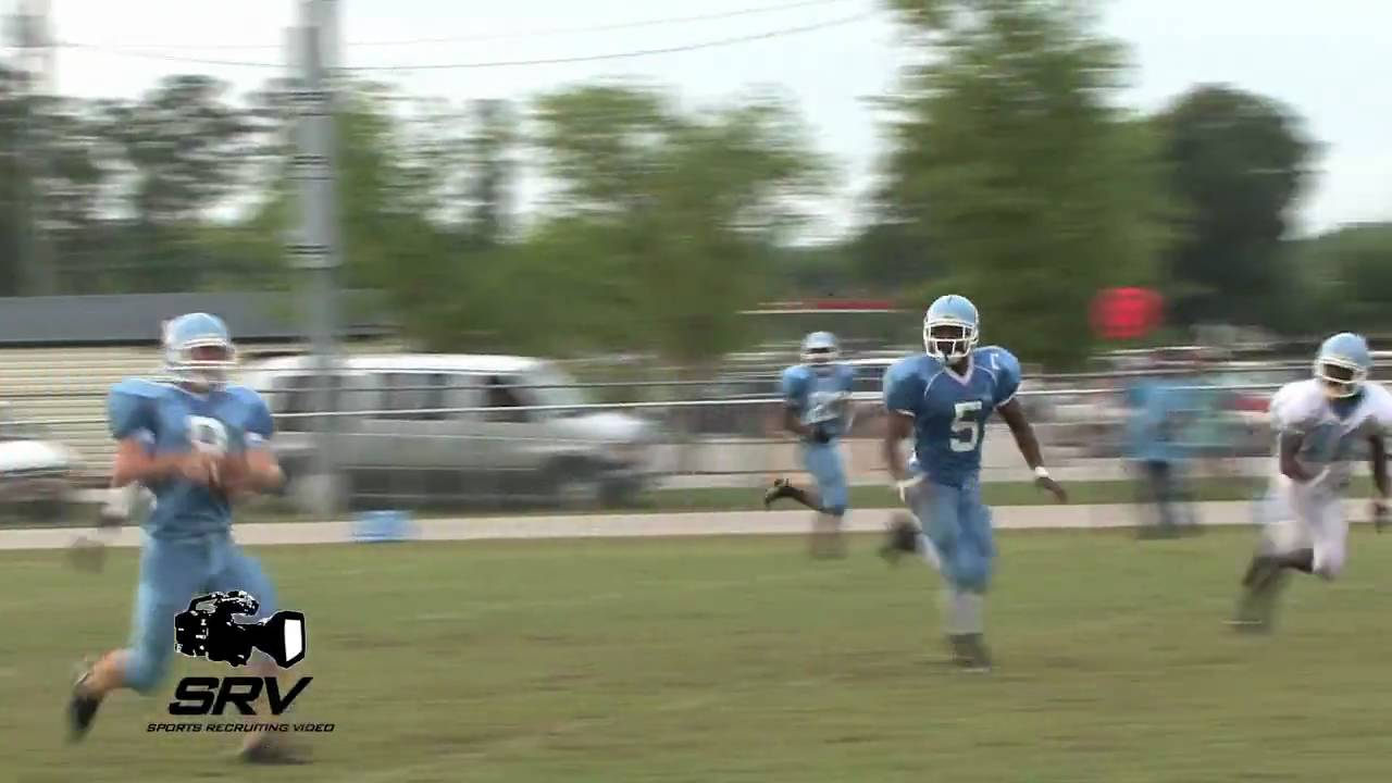 south florence high school spring football game
