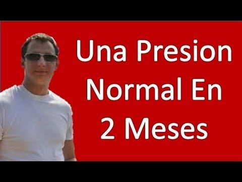 Presion Arterial Normal - Como Curar la Hipertension En 2..
