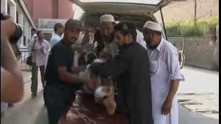 18 killed in Malalakand Pakhtunkhwa mosque blasts by Paki-Settler Punjabi ISI