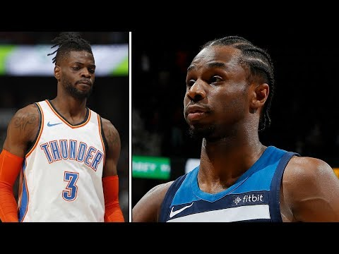 The Rebirth Of Andrew Wiggins! Prayers Up For Nerlens Noel...
