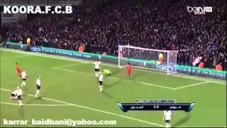 اهداف مباراة فولهام 2-3 ليفربول الدوري الانجليزي 12-2-2014 HD