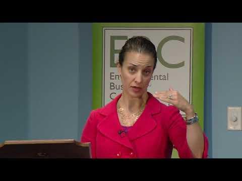 EBC Climate Change Program Series - Ruth Silman Of Nixon Peabody LLP