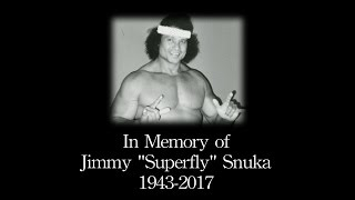 "Jimmy ""Superfly"" Snuka Tribute"