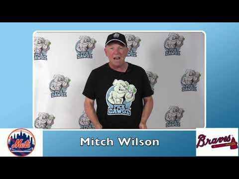 Atlanta Braves vs New York Mets Free Pick 8/2/20 MLB Pick and Prediction