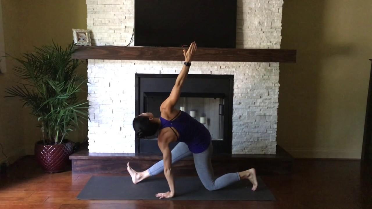 Rise & Shine Yoga Flow - YouTube