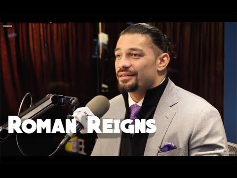 "Roman Reigns - Brock Build, Being ""Vince's Guy,"" Saudi Arabia, Steroid Accustions, etc- Sam Roberts"