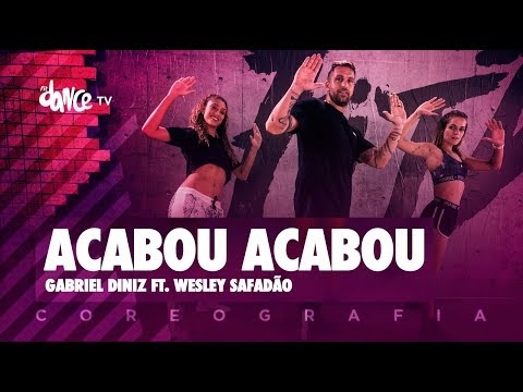 Acabou Acabou - Gabriel Diniz ft. Wesley Safadão | FitDance TV (Coreografia) Dance Video
