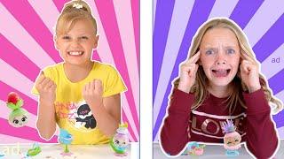 Payton & Jazzy Twin Telepathy Challenge!