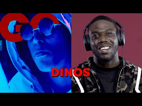 Youtube: Dinos juge le rap français: Niska, Lorenzo, Lonepsi…   GQ
