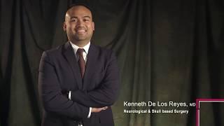 Dr. Kenneth De Los Reyes - Neurosurgery at Loma Linda University Health