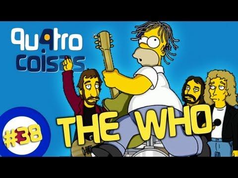 VOCÊ SABE TUDO SOBRE THE WHO? - QU4TRO COISAS