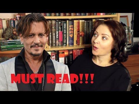 MUST READ ОТ ДЖОННИ ДЕППА || Список любимых книг