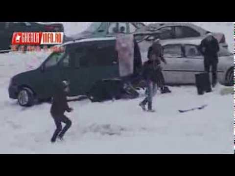 Partia de la Nicula, luata cu asalt! (langa Gherla, Cluj)