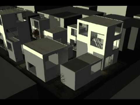Moriyama House Animation Study