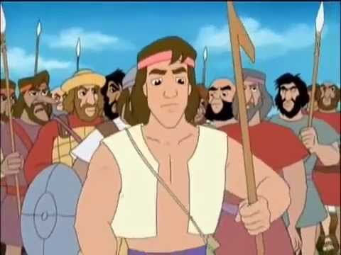 David y Goliat Pelicula Cristiana