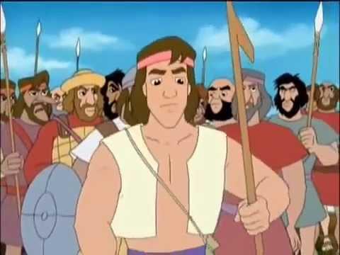 Ver David y Goliat Pelicula Cristiana en Español