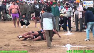 PHALLEWAL (Ludhiana) Kabaddi Cup - 2014 18th January Part 2nd