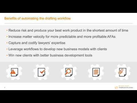 Digital drafting to smart contracts: How drafting tools are helping law firms
