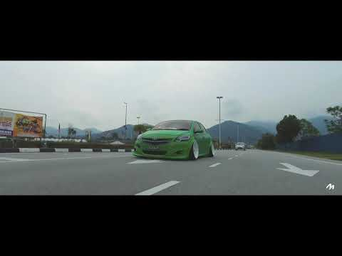 The Green Harnet | Toyota Vios | Static Rolling