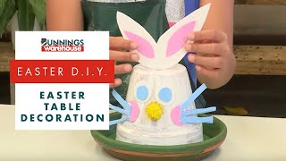 How To Make An Easter Table Decoration - Diy At Bunnings