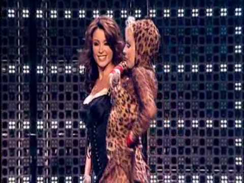 Kylie & Dannii Minogue - Kids (Live from the Showgirl homecoming in Melbourne ALTERNATIVE VERSION)