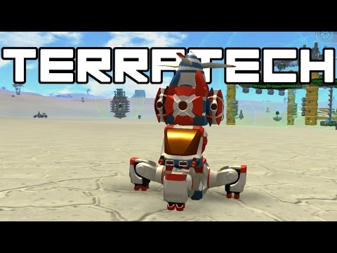 Terra Tech – Venture Company Jump-O-Copter! – TerraTech Gameplay