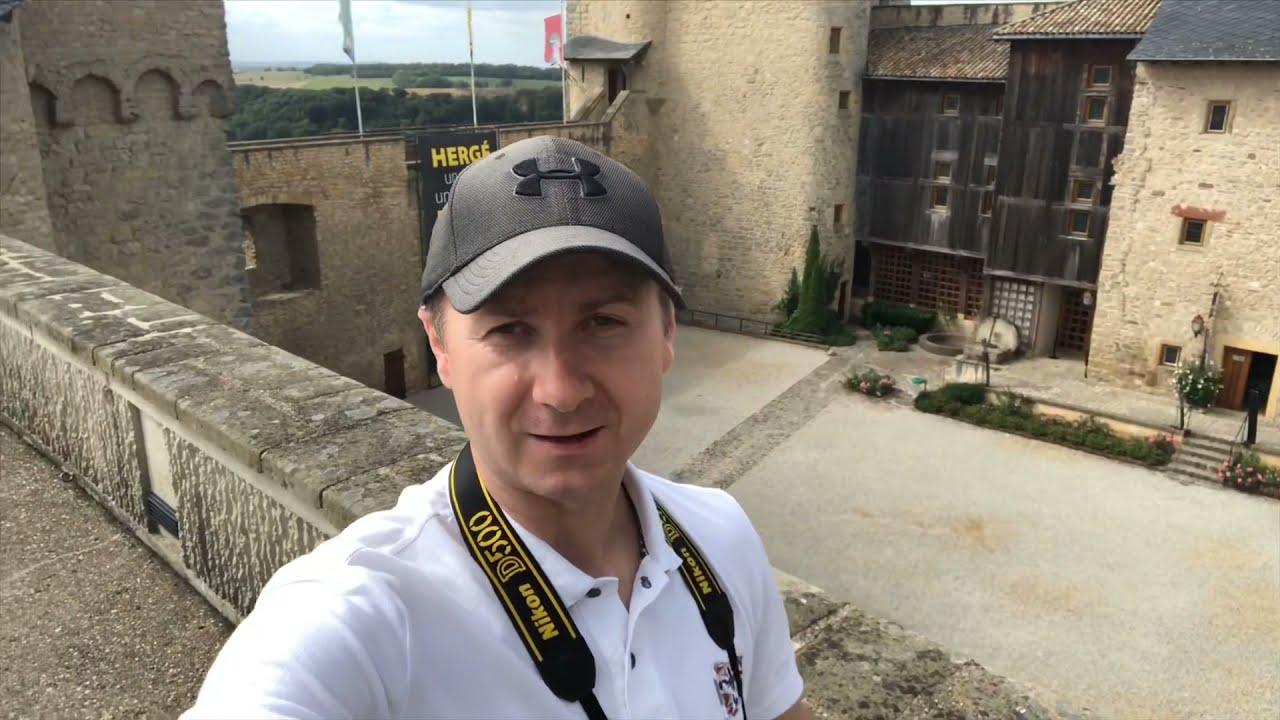 Download Château de Malbrouck Manderen Francja. Francuzi zwariowali! Odbudowali średniowieczny zamek