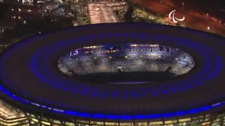 Церемония открытия паралимпийских игр в Рио - 2016