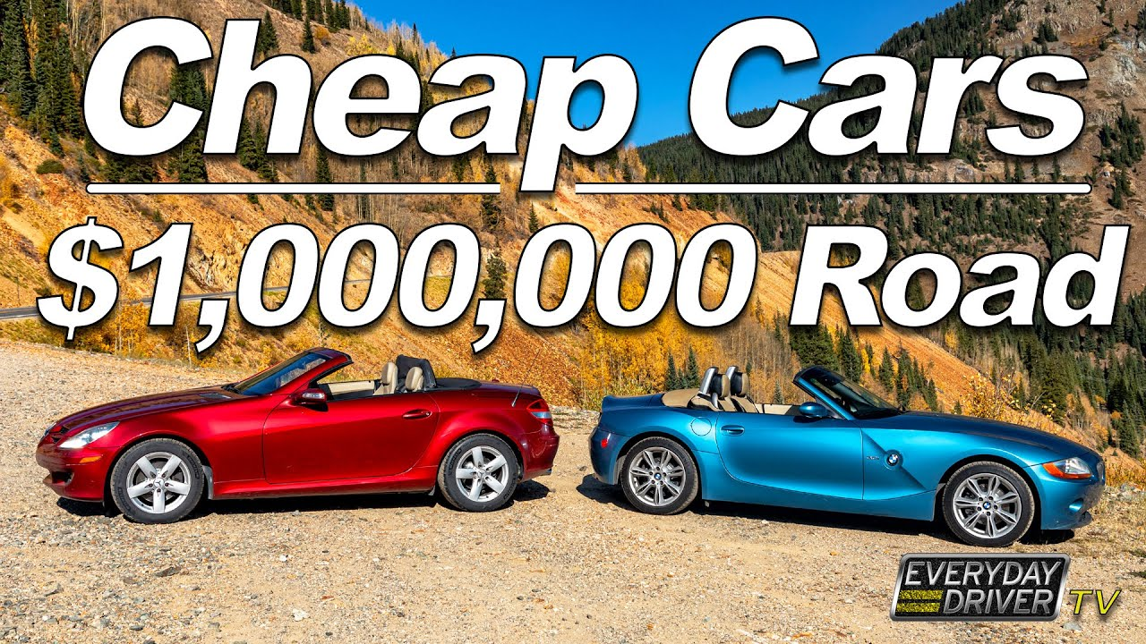 Download Cheap Cars - Expensive Road - Million Dollar Highway | Everyday Driver Season 8