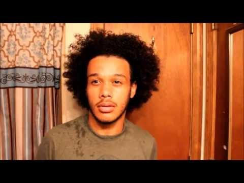 5 Fun Afro Hairstyles For Men (Mixed Hair)