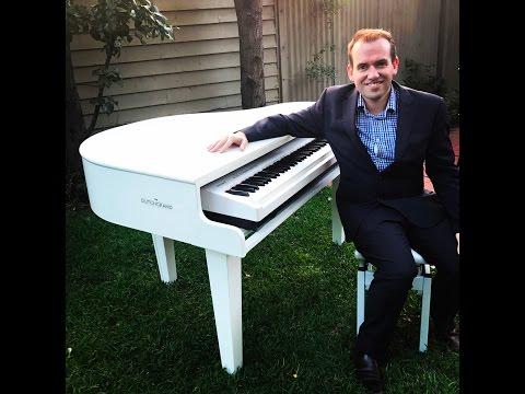 Wedding Canapés Piano Music Highlights - Benny Martin