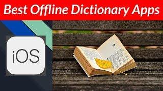 Best Offline Dictionary Apps For iOS screenshot 5