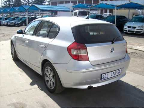 2005 BMW 1 SERIES 118i (e87) Auto For Sale On Auto Trader South Africa