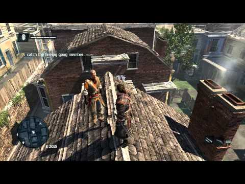 Assassin's Creed Rogue The Color Of Right 100% Sync Playthrough Walkthrough part 10