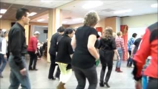 Impressie CD middag bij Country Linedance Ede 06-10-2013 deel 1
