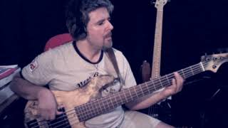 Remy Shand - Burning Bridges PERSONAL BASSLINE by Rino Conteduca with Elrick bass NJS 5