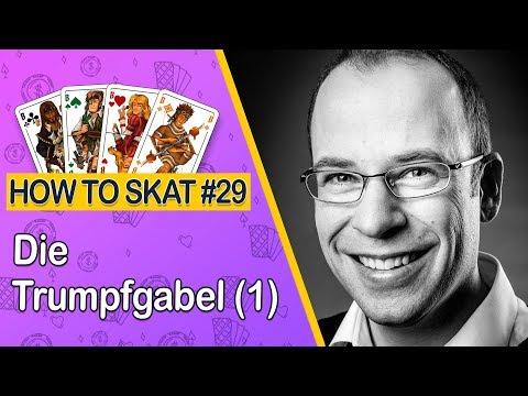 How To Skat #29: Die Trumpfgabel (1)