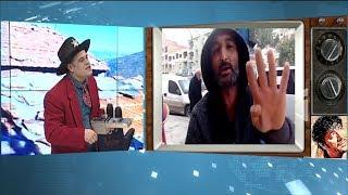 Samir anza, un jeune poète kabyle déjà incarcéré pour ses poèmes tr...