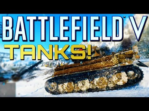 Battlefield 5: New Tank Gameplay! thumbnail