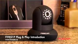 Foscam FI9821P HD IP Camera Introduction