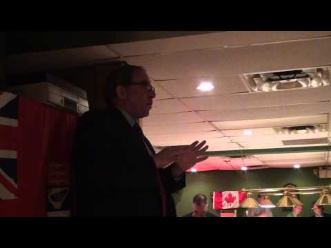 2nd Annual St Patrick's Day Brunch hosted by Canad...