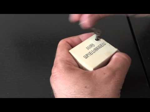 wiener austrian walz mini musical box spielorgel