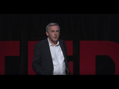 How jet-powered garbage trucks can save the world | Ian Wright | TEDxChristchurch