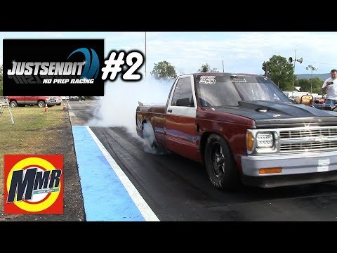 NO PREP DRAG RACING Just Send It, No Prep #2